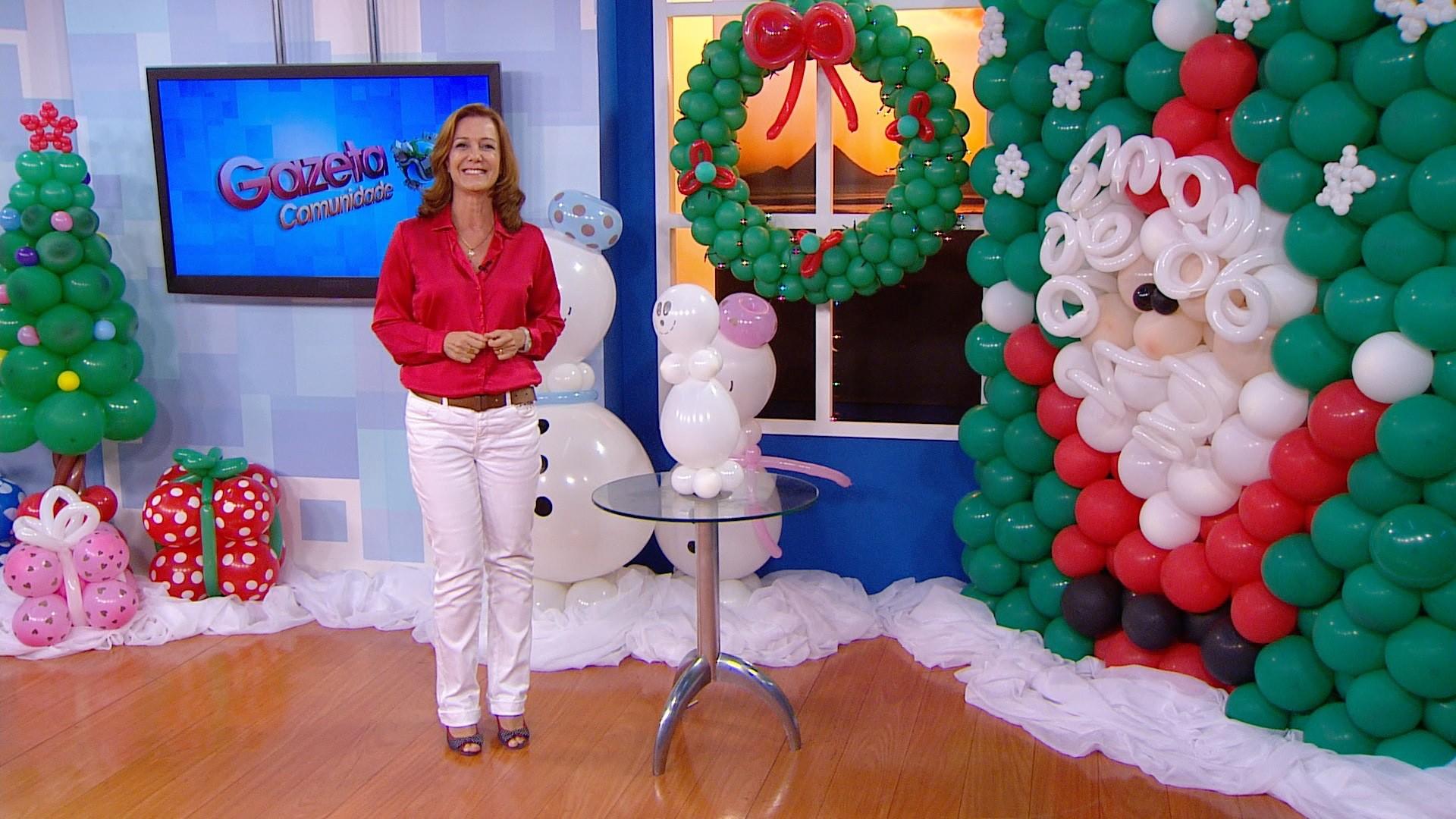 Sandra Freitas comanda o Gazeta Comunidade (Foto: Divulgação)