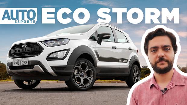 Vídeo: Ford EcoSport Storm (Foto: Autoesporte)
