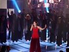 Liah Soares, do time de Daniel, canta 'Tente Outra Vez' na final do The Voice