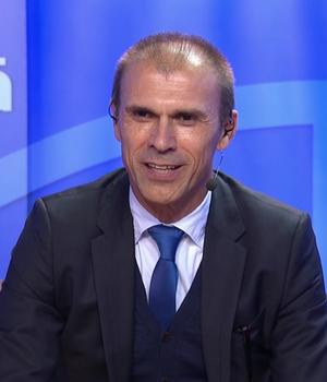 Milton Mendes, técnico do Vasco (Foto: Reprodução SporTV)