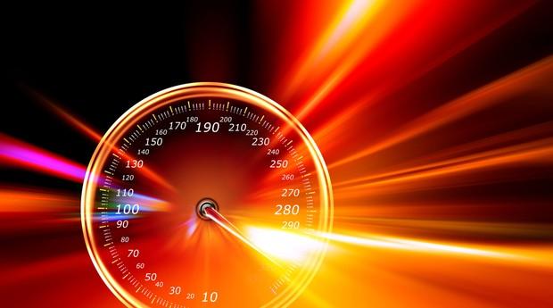 aceleração_aceleradora_velocidade (Foto: Shutterstock)