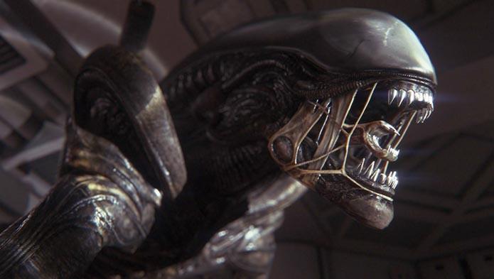 O Alien pode ataca-lo a qualquer momento (Foto: Divulgação)