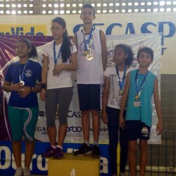 Atletas santarenos representarão o Pará nos Jogos Escolares da Juventude (Foto:  Divulgação/ Eliza Marcia Sardinha)
