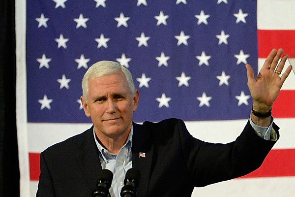 Mike Pence (Foto: Getty Images)