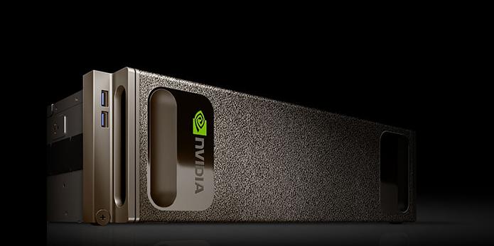 Nvidia DGX-1 (Foto: Divulgação/Nvidia)