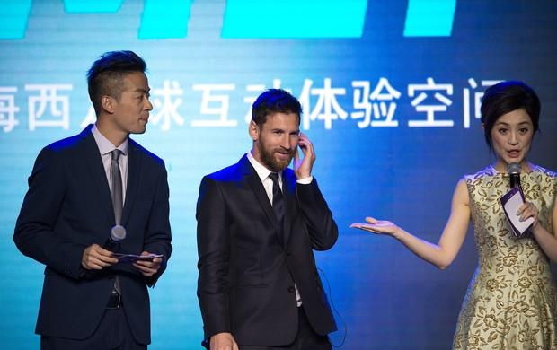 """BLOG: Jornalista pergunta a Messi: """"Quando fará a barba para ficar mais bonito?"""""""