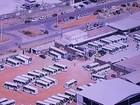 Com salários atrasados, rodoviários de cooperativa fazem greve no DF