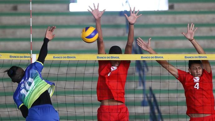 Amapá no Campeonato Brasileiro Masculino Sub-20 de Vôlei (Foto: Divulgação/CBV)