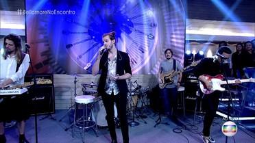 Bellamore canta 'Teu Talento'