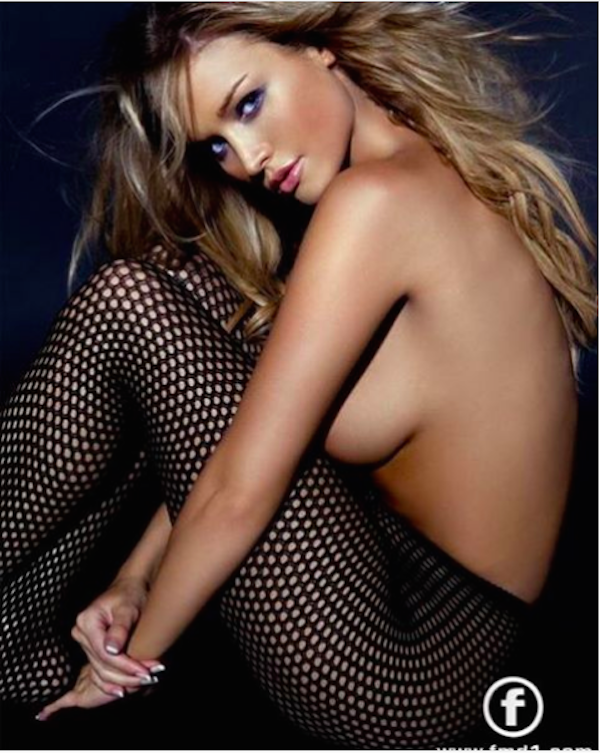 A modelo polonesa Joanna Krupa (Foto: Instagram)