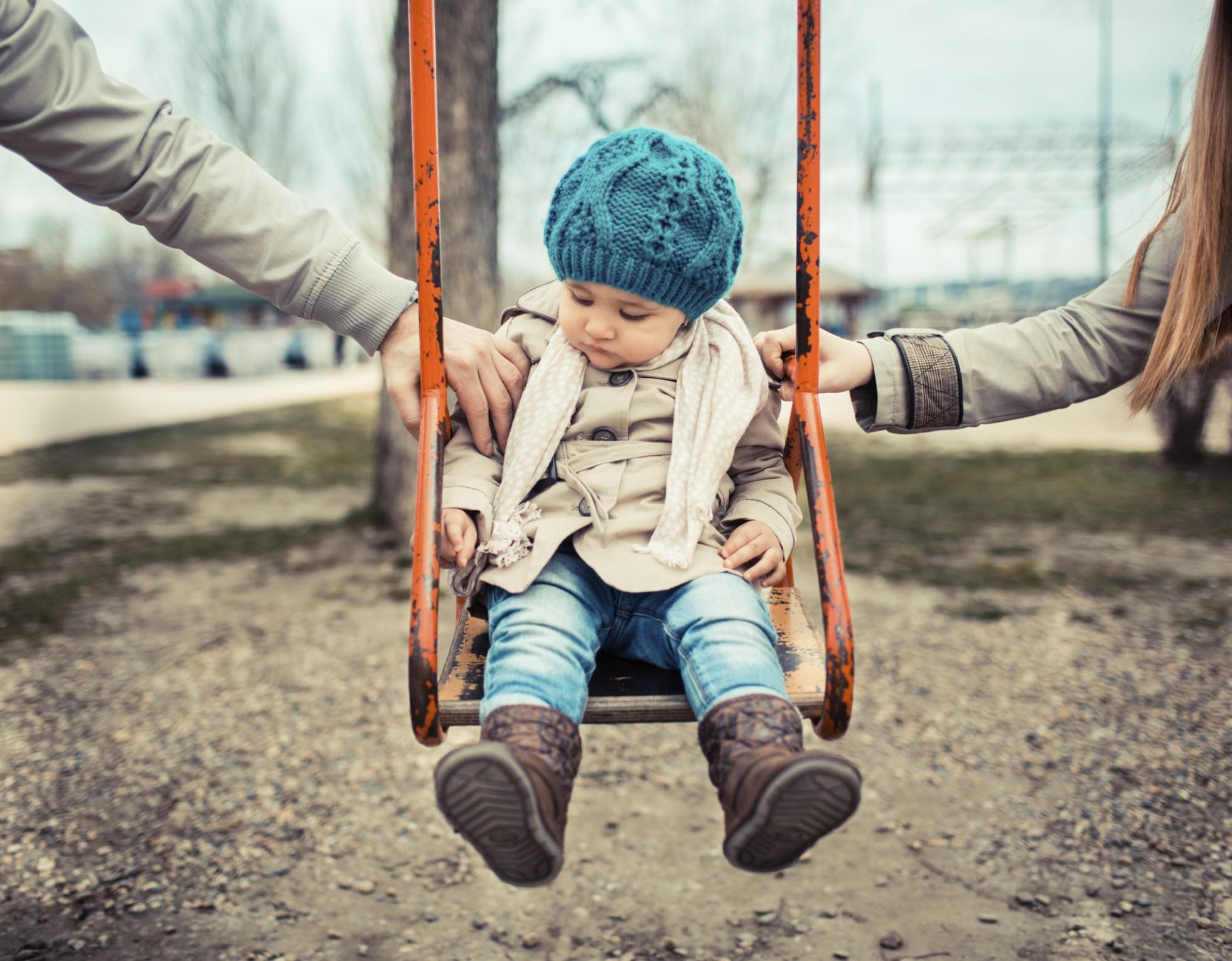 separaçao; pais; divórcio; filhos; guarda compartilhada (Foto: Thinkstock)