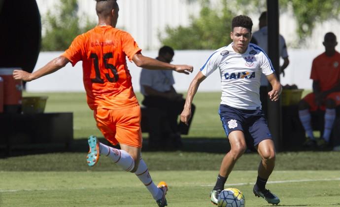 Marquinhos Gabriel Atibaia (Foto: Daniel Augusto Jr. / Agência Corinthians)