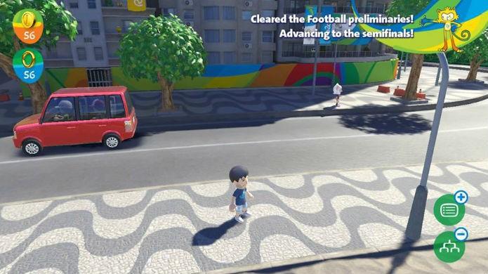4640e59c4 O hub de Mario   Sonic at the Rio 2016 é inspirado em Copacabana (Foto
