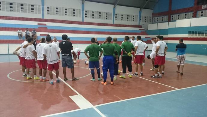 URV Futsal - Roberto Pereira (Foto: Divulgação/URV)