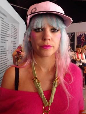 Zoey, 22, assistente de moda (Foto: Marina Petti)