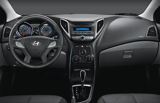 hyundai hb20 automático premium (Foto: Divulgação)