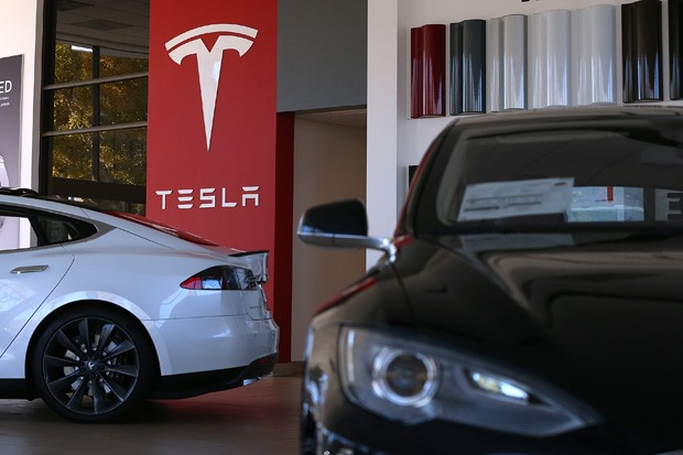 Tesla (Foto:  Justin Sullivan/Getty Images)