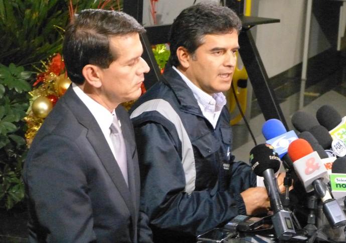 Coronel Freddy Bonilla (Foto: Vicente Seda)