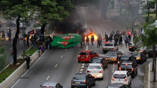 Foto: (Nelson Almeida/Estadão Conteúdo)