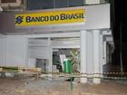 Fotógrafo registra cenas seguintes a explosão em banco no norte do PR