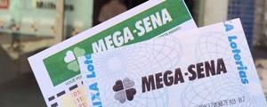 Mega-Sena pode pagar hoje maior valor da história, R$ 200 milhões (Tasssio Andrade/G1)