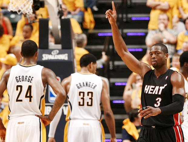 Dwyane Wade, NBA (Foto: Agência Reuters)
