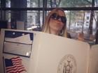 Famosos votam para presidente dos EUA nesta terça-feira, 6