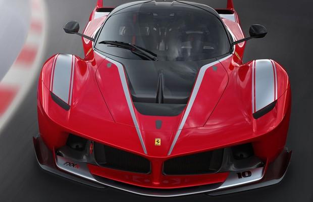 the best attitude 14faf 4e773 Ferrari FXX K (Foto  Divulgação)