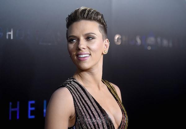 A atriz Scarlett Johansson (Foto: Getty Images)