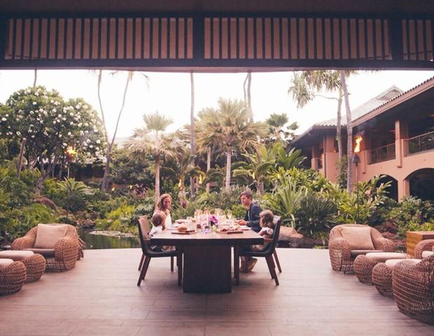 Four Seasons + NetJets = conforto, luxo e exclusividade  (Foto: reprodução)