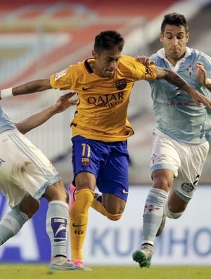 Neymar Barcelona x Celta