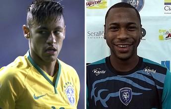 Primo de Neymar, Rhaudeman inicia nova etapa como atacante do Cianorte