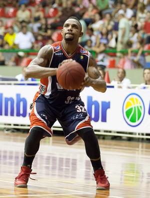 David Jackson Limeira NBB (Foto: Allan Conti/Divulgação)