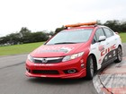 Honda põe Civic Indy na pista, mas não tem planos de levá-lo às lojas