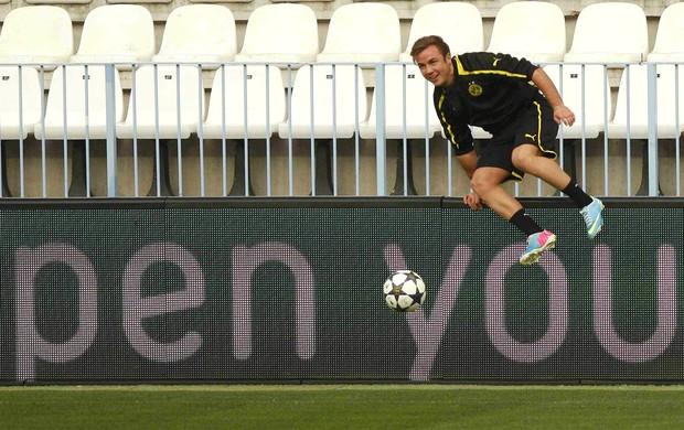 Mario Götze Borussia Dortmund (Foto: Getty Images)