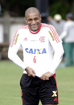 Anderson Pico (Foto: Gilvan de Souza / Flamengo)
