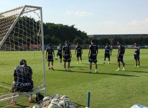 Palmeiras Treino (Foto: Felipe Zito)
