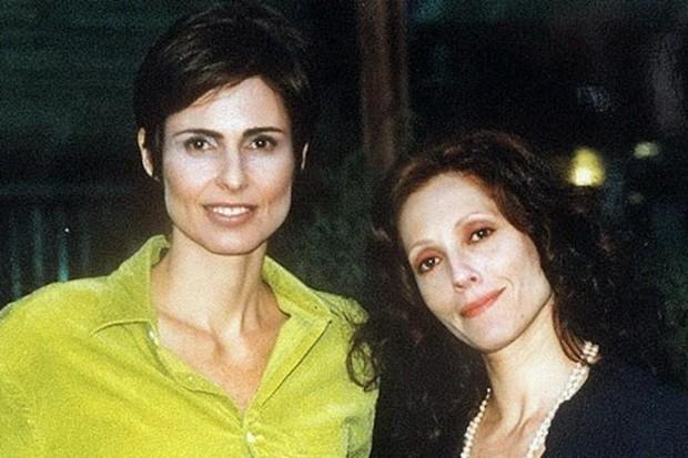 Silvia Pfeifer e Christiane Torloni na novela Torre de Babel (Foto: Divulgação Globo)