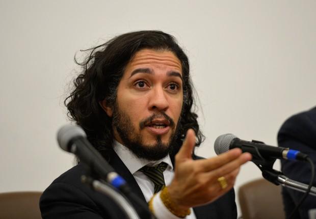 Jean Wyllys, deputado federal (Foto: Wilson Dias/ Agência Brasil)