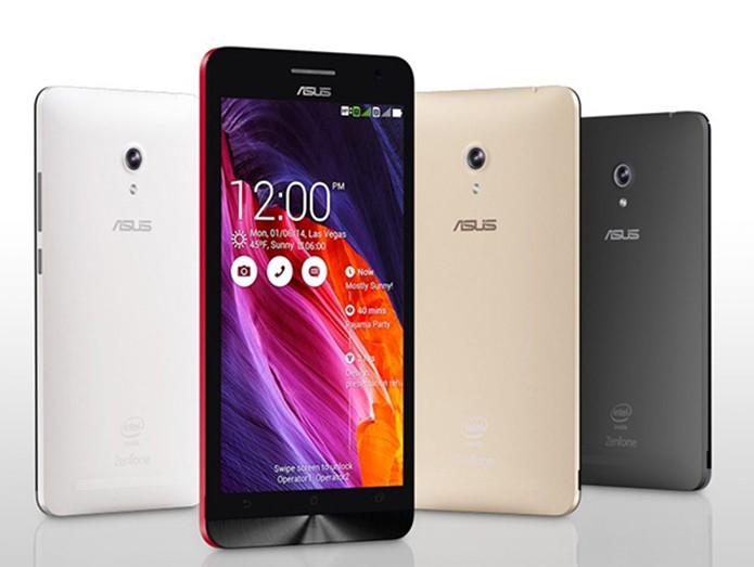 Zenfone 5 é um aparelho da Asus com boas especificações e preço baixo (Foto: Divulgação/Asus) (Foto: Zenfone 5 é um aparelho da Asus com boas especificações e preço baixo (Foto: Divulgação/Asus))