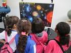 Museu tem programação especial em março no Planetário de Campinas, SP
