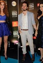 Ivete Sangalo é eleita por internautas mais bem-vestida no Prêmio Multishow