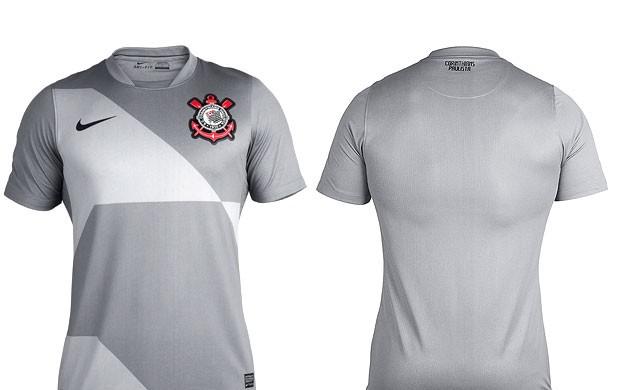 Corinthians estreia terceira camisa nesta quarta-feira no Rio de ... 8099e870d7665
