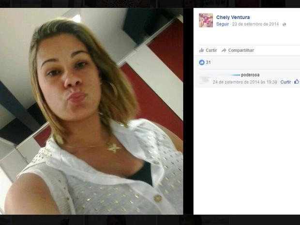 Acusado está preso por feminicídio e homicídio (Foto: Reprodução/Facebook)