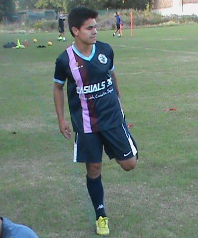 Diego Maradona Corinthian-Casuals (Foto: Divulgação/Corinthian-Casuals)