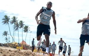 Digão treino Fluminense (Foto: Bruno Haddad / Fluminense. F.C.)