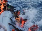 Naufrágios na costa da Líbia deixam 240 migrantes desaparecidos