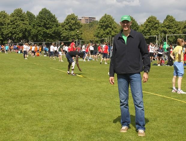 Tande na Holanda EE (Foto: Globoesporte.com)
