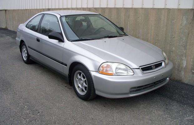 Honda Civic 1997 (Foto: Divulgação)