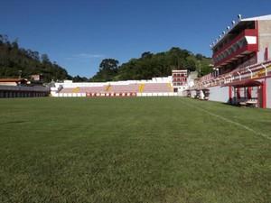 Estádio Almeidão Tombense (Foto: Site oficial do Tombense/Divulgação)